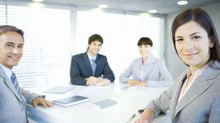 Seulement 11% des sièges au comex (comité exécutif) des entreprises françaises sont occupés par des femmes, selon une étude. Image d'illustration. (MAXPPP)