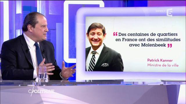 Des Molenbeek en France ? Cambadélis critique vertement Kanner