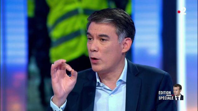 """Pour Olivier Faure, """"le cap n'est pas modifié"""""""