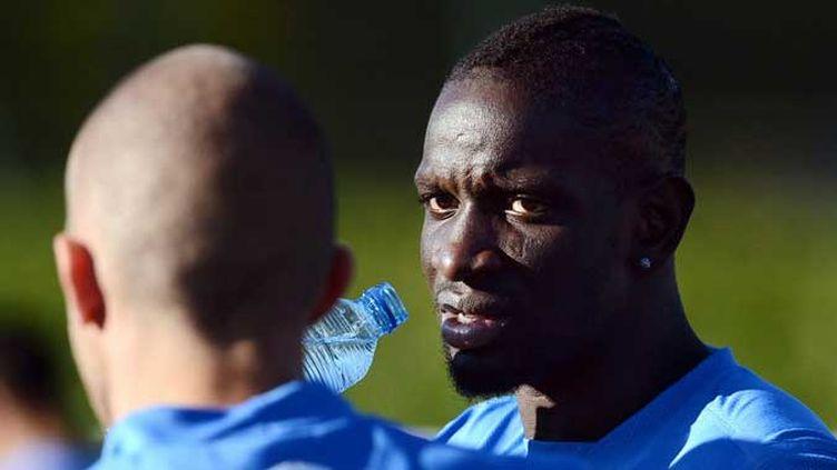 Le défenseur tricolore Mamadou Sakho