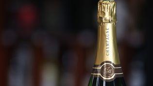 L'appellation champagneremise en cause par la Russie (illustration). (LIONEL VADAM  / MAXPPP)