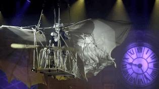 Un décor digne d'un roman de Jules Verne  (France Télévisions/culturebox)