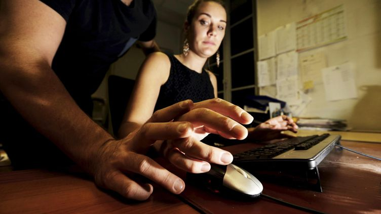Près de 53% des Françaisesont déjà été victimes de harcèlement ou d'agression sexuelle, selon un sondage. (MAXPPP)