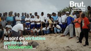 """VIDEO. Pour l'ONG Odyssey Conservation Trust, les indigènes sont de véritables """"gardiens de la biodiversité"""" (BRUT)"""