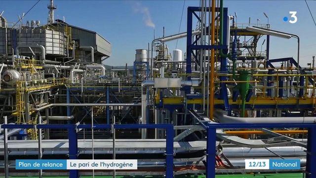 Plan de relance : le gouvernement mise sur l'hydrogène