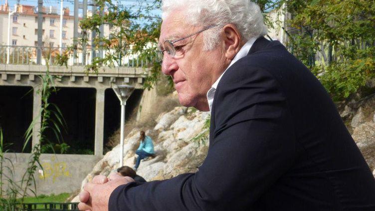 """Jean-Marc Bloch, ancien directeur du service régional de la PJ de Versailles et co-présentateur de l'émission""""Non élucidé""""sur RMC Story.  (JEAN-MARC BLOCH/DENIS BOMMEL)"""