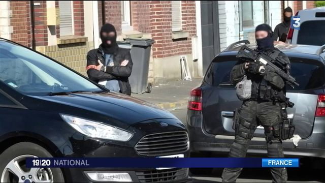 Nord : vaste opération antiterroriste