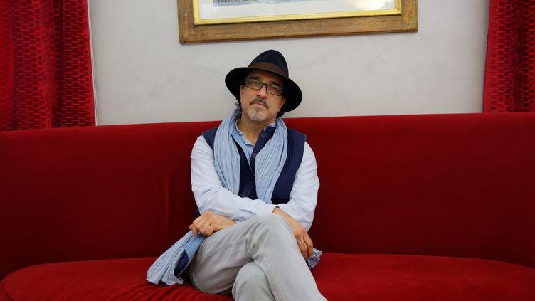 Le prix Goncourt Atiq Rahimiest l'une des nombreuses personnalités culturelles signataires de la lettre. (MIRCO TONIOLO / MAXPPP)