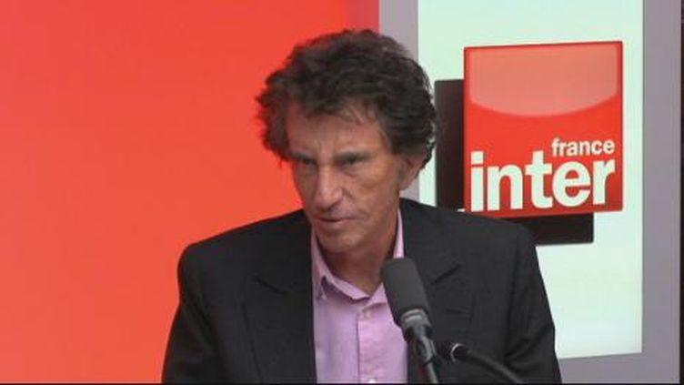 Jack Lang sur France Inter (France 2)