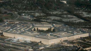 Le Pentagone, siège du département américain de la Défense, à Arlington (Virginie, Etats-Unis), le 23 avril 2015. (SAUL LOEB / AFP)