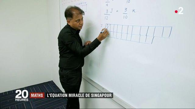 Éducation : apprendre les mathématiques grâce à la méthode de Singapour