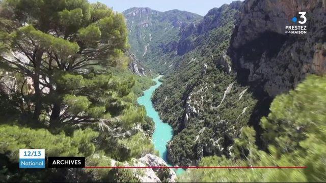 Gorges du Verdon : un lieu où la nature a repris ses droits pendant le confinement