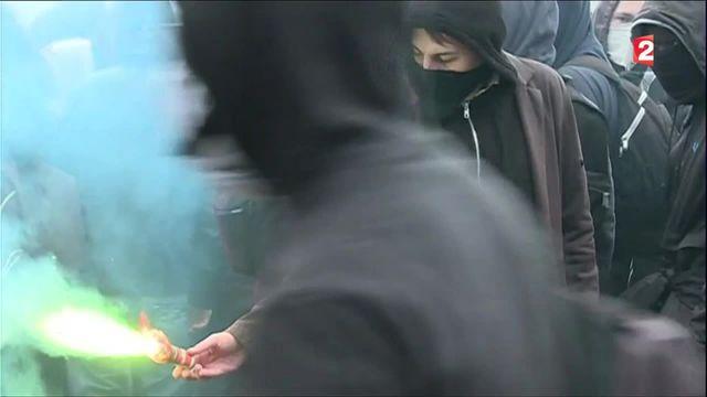 Loi el Khomri : des mobilisations émaillées de heurts dans toute la France