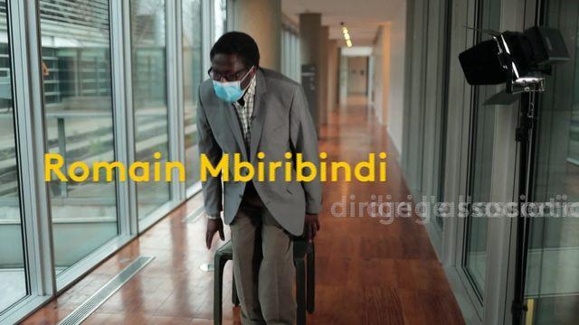 Président de l'association Afrique Avenir, Romain Mbiribindi s'emploie à promouvoir la santé auprès de la diaspora africaine en France.