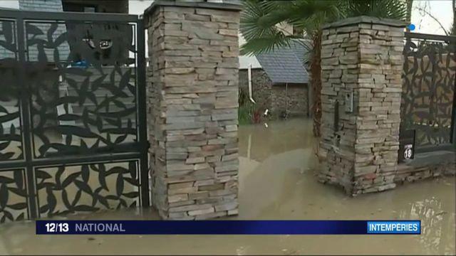 Inondations : Gournay-sur-Marne sous les eaux