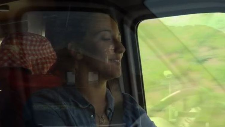 Hélène Verdon (France 2)