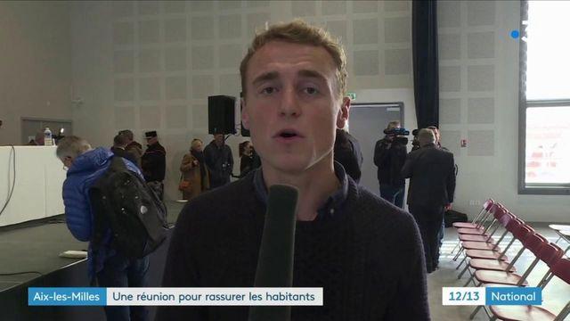 Coronavirus : réunion d'information pour rassurer les habitants d'Aix-en-Provence