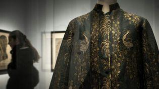Le musée des tissus de Lyon, 2016  (JEFF PACHOUD / AFP)