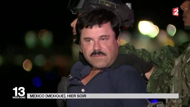 """Fin de cavale pour """"El Chapo"""""""