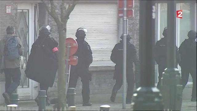 Fusillade à Bruxelles : la traque se poursuit