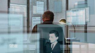 """""""PIÈCES A CONVICTION"""" / FRANCE 3.Le prince et la banquière : """"Pièces à conviction"""" enquête sur un réseau international pour échapper à l'impôt (CAPTURE D'ÉCRAN """"PIÈCES A CONVICTION"""" / FRANCE 3)"""
