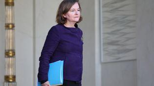La ministre chargée des Affaires européennes, Nathalie Loiseau, le 22 novembre 2017. (LUDOVIC MARIN / AFP)