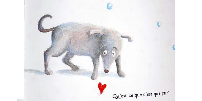 Petit chien  (Anne Brouillard / Seuil Jeunesse)