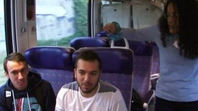 Le train Clermont-Nevers s'internationalise