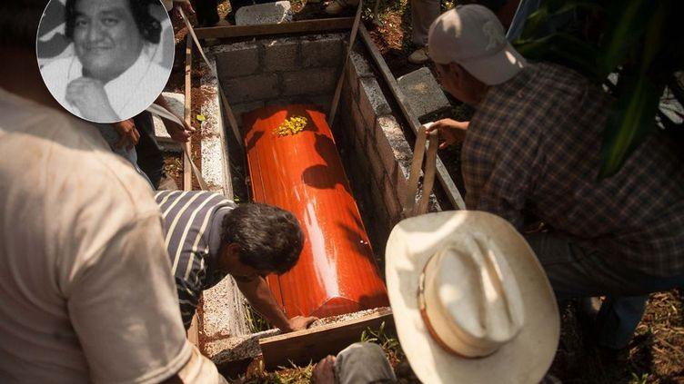 Le correspondant pour la radio «La Ke Buena 100.9 FM» a été retrouvé abattu le 4 mai 2015, dans l'Etat d'Oaxaca, après avoir été torturé. Armando Saldaña Morales avait sa propre émission politique hebdomadaire sur cette radio diffusée dans l'Etat de Veracruz. Il écrivait également pour des journaux, notamment à propos d'un vol d'oléoducs par des groupes de crimes organisés dans le sud de l'Etat, selon «El Pais». (AFP PHOTO / KORAL CARBALLO)