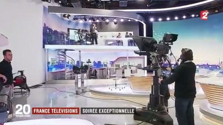 Election présidentielle (FRANCE 2)