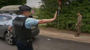 Police normandie (FRANCE 2)