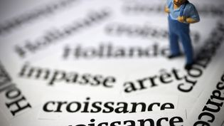 D'après l'Insee, la France va connaître une croissance de 1,2% de son PIB en 2015. (JOEL SAGET / AFP)