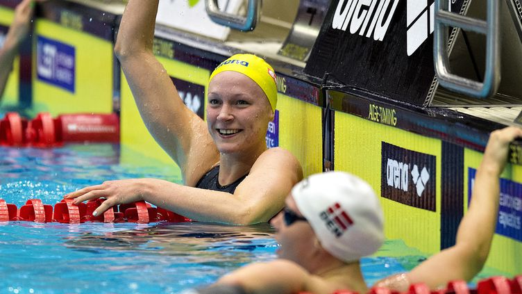 Sarah Sjöström a survolé la finale (HENNING BAGGER / SCANPIX DENMARK)