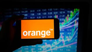 Orange imagine déjà le monde de demain comme la 6G (illustration) (ALEXANDER POHL / NURPHOTO)