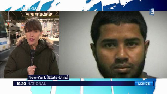 Attentat à New York : explosion à Manhattan