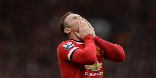 Wayne Rooney est pour le moment bien seul pour mener le front de l'attaque des Red Devils