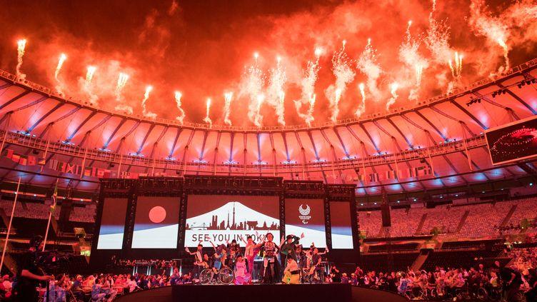Le Maracana s'est enflammé ! (THOMAS LOVELOCK FOR IOS/IOC / AFP)
