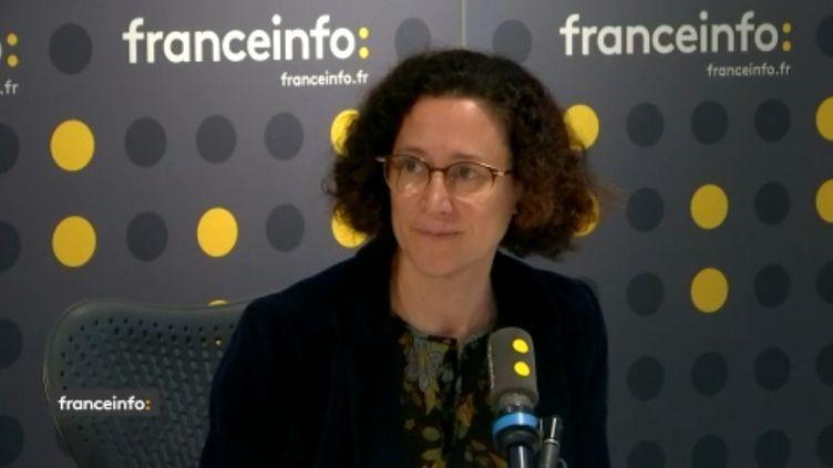 Emmanuelle Wargon, secrétaire d'Etat à la ministre de la Transition écologique et solidaire (FRANCEINFO / RADIOFRANCE)