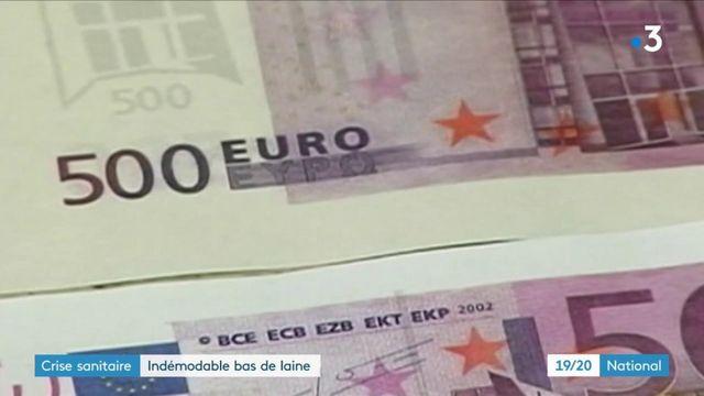 Économie : l'argent liquide prend de l'ampleur