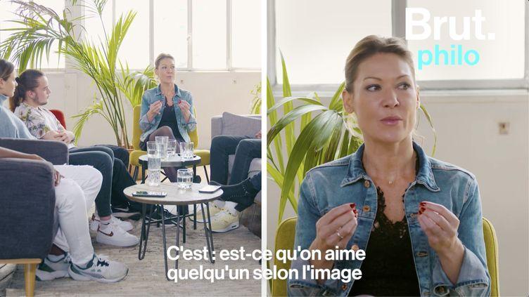 VIDEO. Pourquoi aime-t-on ? : un peu de philo avec l'enseignante Camille Tassel (BRUT)