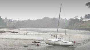 Bretagne : féérie d'une région plongée sous la neige (France 2)