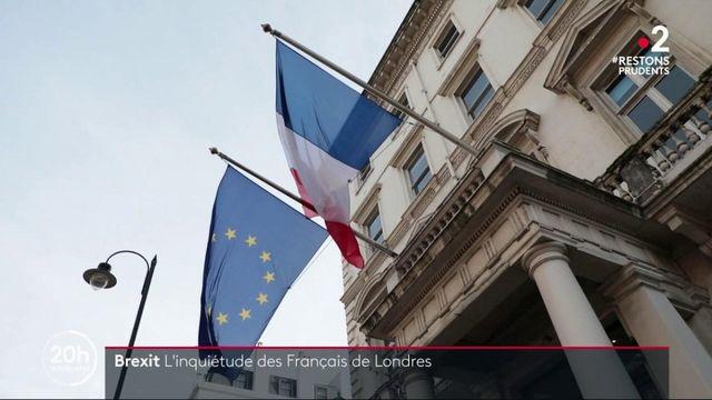 Brexit : inquiets, les Français de Londres espèrent un accord