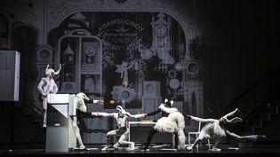 La farce de Maurice Ravel mise en lumière par Grégoire Pont  (Michel Cavalca)