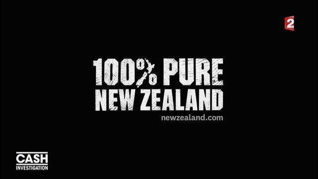 Cash Investigation. En Nouvelle-Zélande, 62% des rivières dépassent les seuils sanitaires à cause de l'industrie laitière
