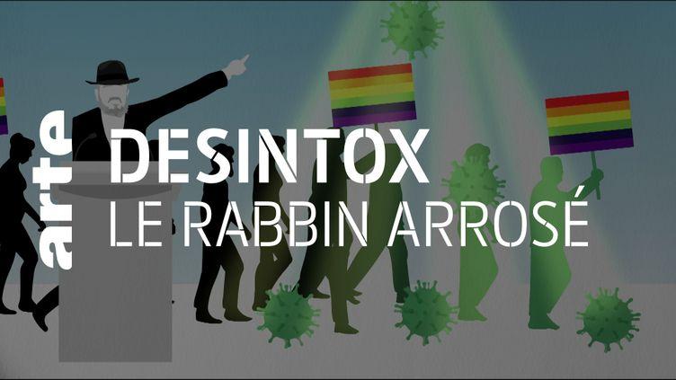 Désintox. Non, le rabbin Yaakov Litzman n'a pas dit que le coronavirus était une « punition contre l'homosexualité » (ARTE/2P2L)