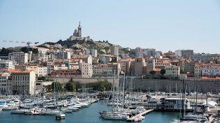 La ville de Marseille. Illustration. (ALEXIS SCIARD  / MAXPPP)