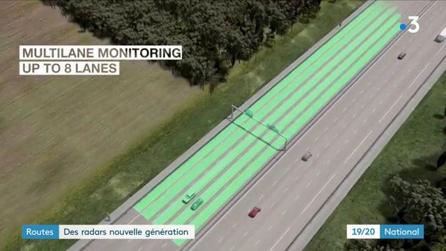 Routes : 400 radars nouvelle génération bientôt déployés sur le territoire