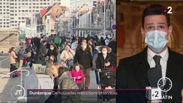 Nord: vers des mesures plus restrictives à Dunkerque pour faire face à la flambée de l'épidémie de Covid-19?