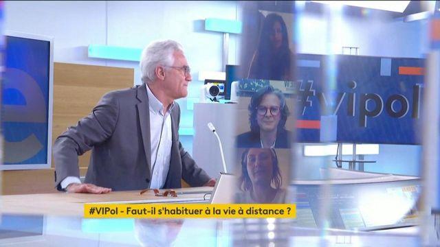 """""""Nous sommes en train de sacrifier deux générations"""", estime André Comte-Sponville"""