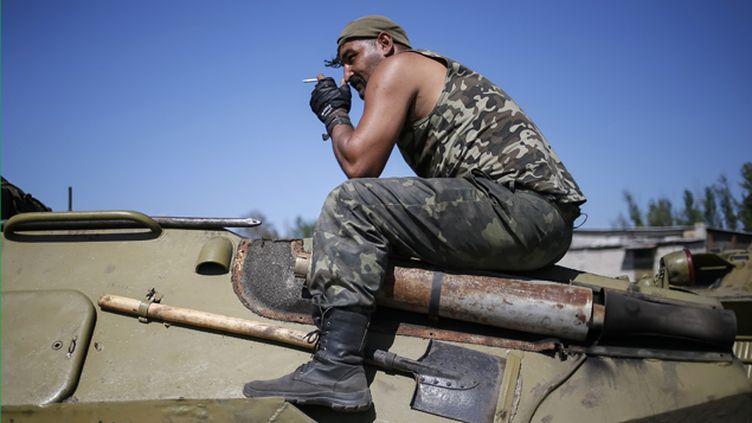 (Un cessez-le-feu a été signé en Ukraine  © REUTERS/Gleb Garanich)